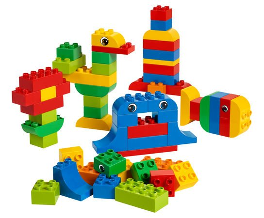 DUPLO Creatieve Stenen Set (DUPLO 45019) | 5702015608824 ...