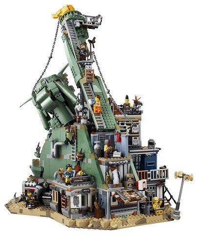 Vrijheidsbeeld Van Lego.Lego 70840 Welkom In Apocalypsstad