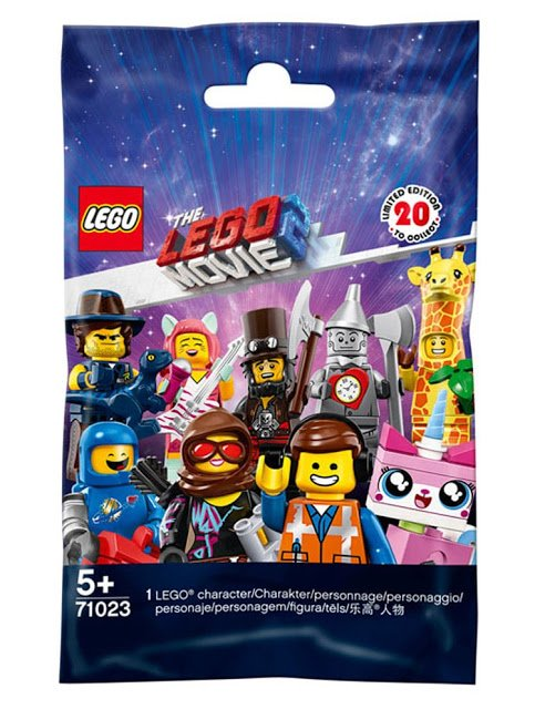 The Lego Movie 2 Some Assembly Required Poster 61x91.5cm Posters.nl | 640x483