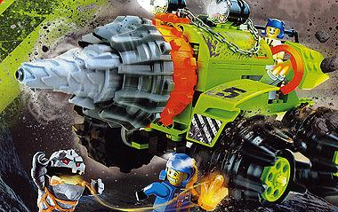 LEGO Power Miners 2008